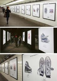 Converse: Made By You, 3 Outdoor Advert by Anomaly New York, J. Walter Thompson New York