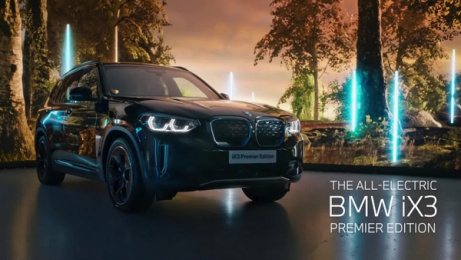 BMW iX3: Walkaround Film by FCB Inferno London, Fuel and Vero
