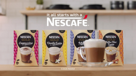 Nescafe: Barista Romance Film by Someplace Nice, WorkinProgress (WIP)