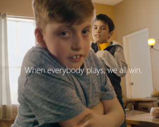 Microsoft: Changing the Game, 5 Design & Branding by McCann New York