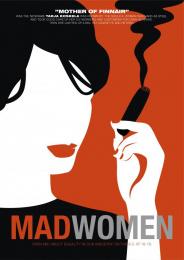 MAD WOMEN Open Mic Event: Tarja Kaskela Print Ad by Sek & Grey Finland