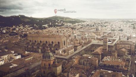 Garmin: Impossible to get lost, 1 Print Ad by Porta Santiago