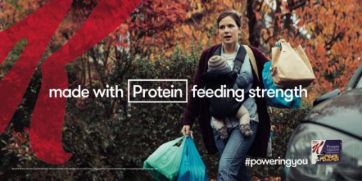 Kellogg's: Protein Print Ad by Leo Burnett London