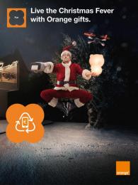 Orange: Gifts Print Ad by Iconoclast, Prodigious, Publicis Conseil Paris