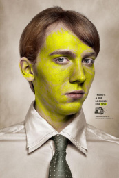 Uol - Universo Online: GUY Print Ad by Africa Sao Paulo
