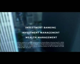 Barclays Bank: Fake Film by MJZ, Venables Bell & Partners