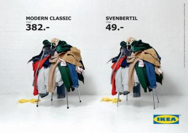 IKEA: IKEA Print Ad by thjnk Hamburg