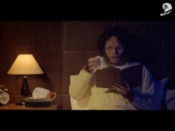 Naldecon Cold & Flu Tablets: WEREWOLF Film by Cine, Fischer America Sao Paulo