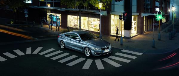 BMW: BMW 4 Series Print Ad by Ireland/Davenport