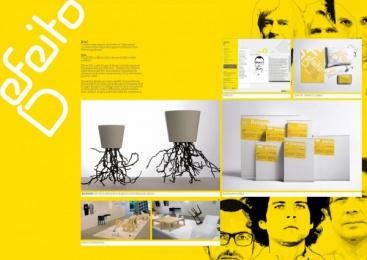 Diferenças-Child Development Center: EFEITO D (D EFFECT) Design & Branding by BBDO Lisbon, RMAC Lisbon