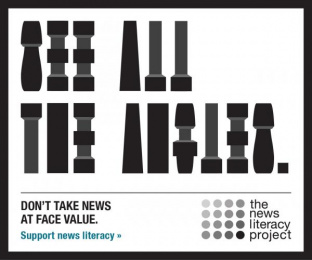 The News Literacy Project: #SeeAllTheAngles, 4 Design & Branding by J. Walter Thompson New York