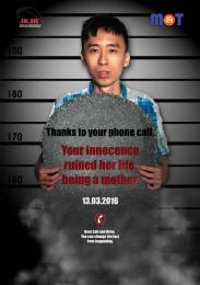 Jabatan Keselamatan Jalan Raya (JKJR): Mother Print Ad by Limkokwing University Malaysia
