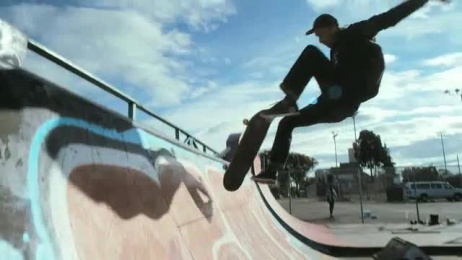 Levi`s: Skateboarding Oakland Film by Imprint Projects, Ways & Means