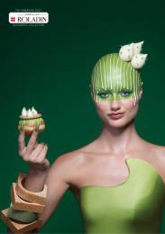 Roladin: Green Print Ad by M&C Saatchi Tel-Aviv