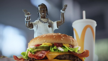 McDonald's: The Travis Scott Meal Film by Wieden + Kennedy New York