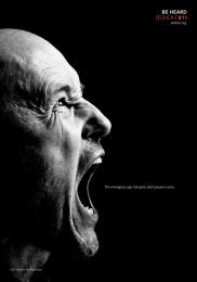 Deaf 911: Be Heard, 1 Print Ad by Saatchi & Saatchi New York