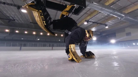 Iphone: Hockey Tape Film by TBWA\Media Arts Lab Los Angeles