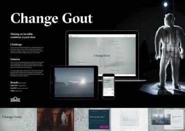 GRUNENTHAL: GRUNENTHAL Digital Advert by Langland