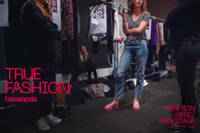 Havaianas: True Fashion, 8 Print Ad by AlmapBBDO, Brazil