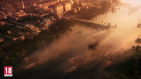 Assassin's Creed: From Sand [Cinematic Trailer] Film by DDB Paris, Eddy