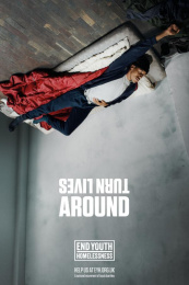 End Youth Homelessness: Turn Lives Around, 2 Outdoor Advert by WCRS