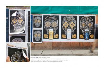 Corona: Corona Day of the Dead Campaign Outdoor Advert by Zulu Alpha Kilo