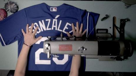 Major League Baseball/ MLB: Ponle Acento [image] 3 Digital Advert by Latinworks, Nunchaku Cine, Union Editorial