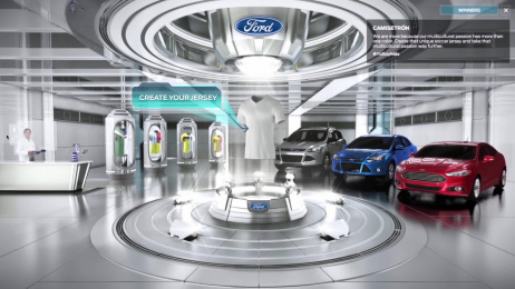 Ford: Camisetron Case study by Zubi Advertising
