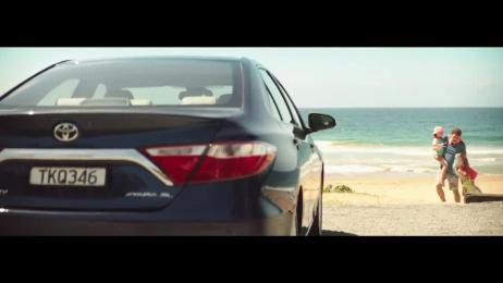 Toyota Camry: Real Superheroes Film by Rabbit Content, Saatchi & Saatchi Sydney