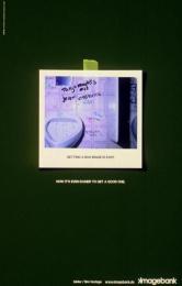 Picture Archive: TOILET Print Ad by Xynias Wetzel Von Buren