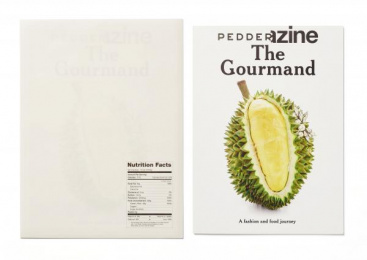 Pedder Group: The Gourmand Design & Branding by WORK