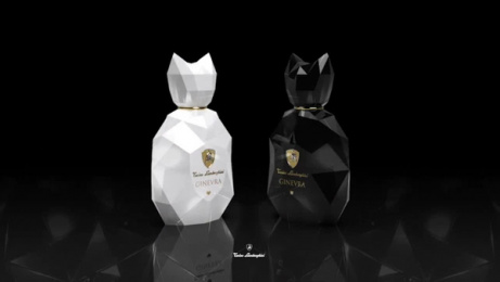 Tonino Lamborghini: Tonino Lamborghini GINEVRA White Angel Vs. Black Panther [video] Film by Desire Fragrances