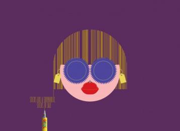 Qfix: Shopaholic Print Ad by Dentsu Impact Gurgaon
