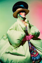 Harper's Bazaar Mexico 2020: BLOOM, 10 Print Ad
