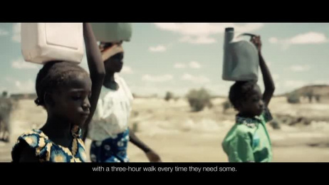 Oxfam: I'm just your governement Film by Tiempo BBDO