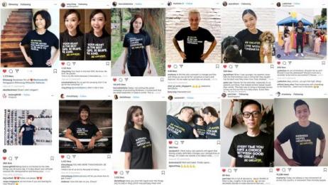 Singapore Kindness Movement: Singapore Kindness Movement Print Ad by 3-Sixty Brand Communications