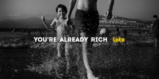 Loto: Loto Print Ad by Prolam Y&R Santiago