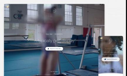 Dove: Dear Media, 3 Digital Advert by Anchr, SapientRazorfish New York