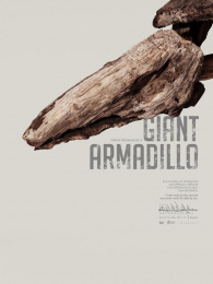 Natural History Museum/ NHM: Deforested Bones - Giant Armadillo Print Ad by Havas Creative Columbia