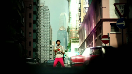 Asia's World City: Young Film by Grey Hong Kong, Happy Birthday