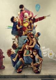Easy Taxi: Clown Print Ad by DM9DDB Sao Paulo