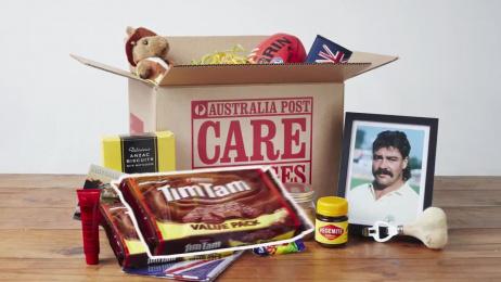 Australia Post: Australia Post Care Packages Digital Advert by GPY&R Melbourne, Truce Films