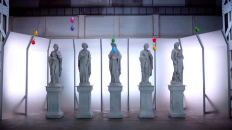 Sony Xperia XZ: Paint vs statues Film by TMW