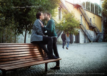 Queer Lisboa: Beautiful, 1 Print Ad by Fuel Lisbon