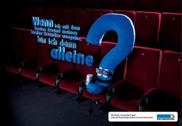 Neue Aargauer Bank: Best friend Print Ad by Euro Rscg Zurich