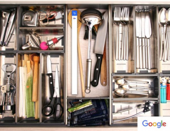 Google: Kitchen Print Ad by Miami Ad School New York