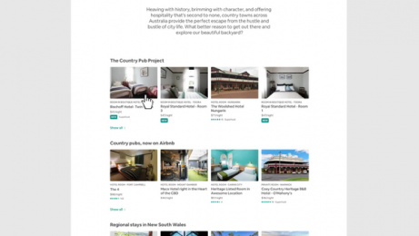 Airbnb: The Country Pub Project - Case Study Film by Airbnb / San Francisco