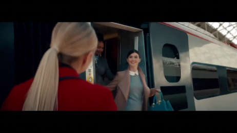 Virgin Trains: Train Vs Plane Film by Anomaly London
