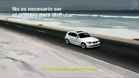 BMW: ALDRIN Film by *S,C,P,F... Madrid