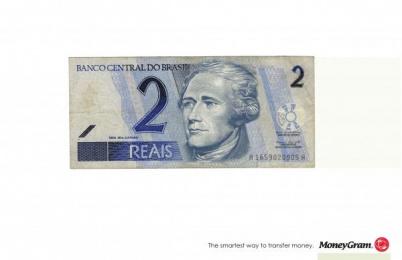 Moneygram: BRASIL Print Ad by DraftFCB Puerto Rico